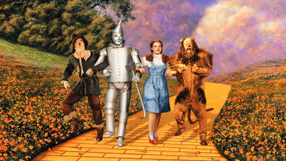 The Strange Characters of the Wizard of Oz