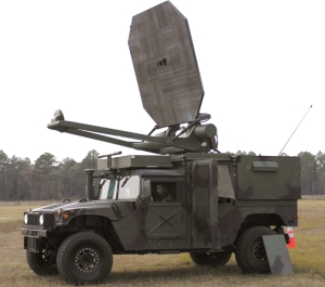Active Denial System to Displace Crowds